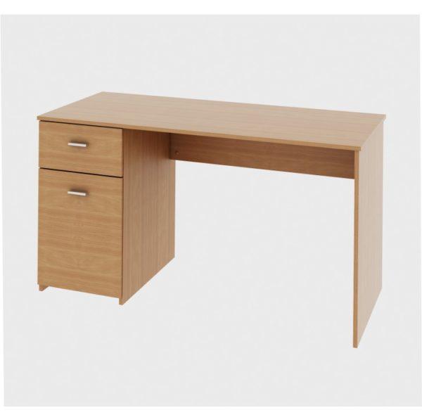 TEMPO KONDELA PC stôl, buk, BANY