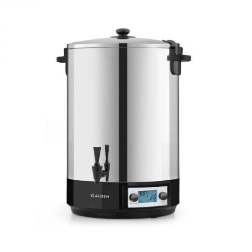 Klarstein KonfiStar 40, digital, zavárací automat, zásobník na nápoje, 40L, 100°C, 180 min