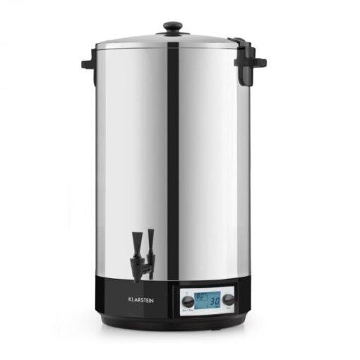 Klarstein KonfiStar 60, digital, zavárací automat, zásobník na nápoje, 60L, 100°C, 180 min