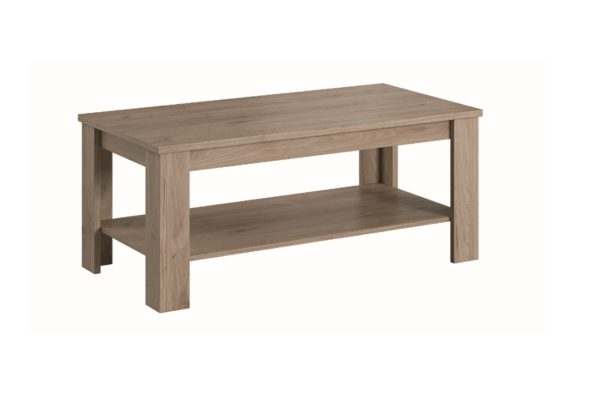 Expedo.sk Konferenční stolek REVISAL ST, 50x120x60, hickory jackson