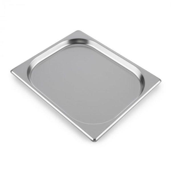 Klarstein GN nádoba, 1/2 gastro nádoba, ku grilu Steakreaktor Pro, ušľachtilá oceľ