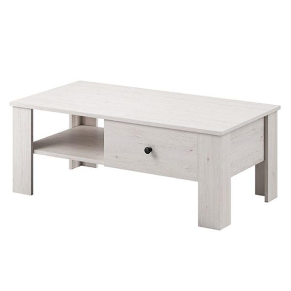 Konferenčný stolík, sosna andersen, VINCE RL105