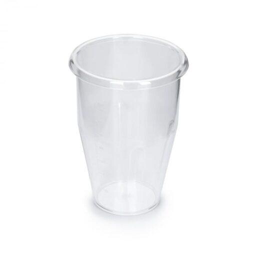 Klarstein Kraftpaket, mixovací pohár, príslušenstvo, 1 liter, PVC, transparentný