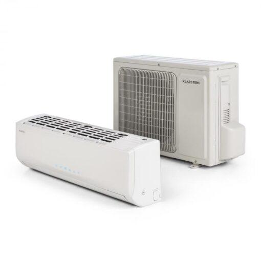 Klarstein Windwaker Pro 9, klimatizácia, inverter split, 9000 BTU, A++, biela