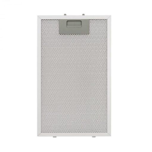 Klarstein Hliníkový tukový filter, 20,7 x 33,9 cm, náhradný filter, filter na výmenu