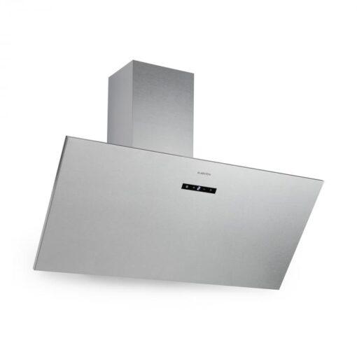 Klarstein Silver Lining 90, digestor, 90 cm, 568 m³/h, trieda energetickej účinnosti A, ušľachtilá oceľ