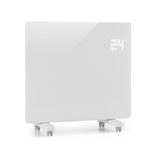 Klarstein Bornholm Single, konvektor, termostat, časovač, 1000 W, biely