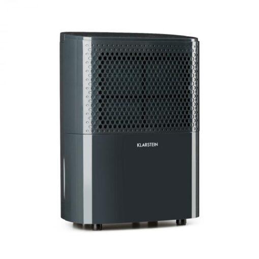 Klarstein DryFy 10, odvlhčovač vzduchu, 240 W, 10 l/24 h, 100 m³/h, 15 - 20 m², DrySelect, 40 dB, sivý